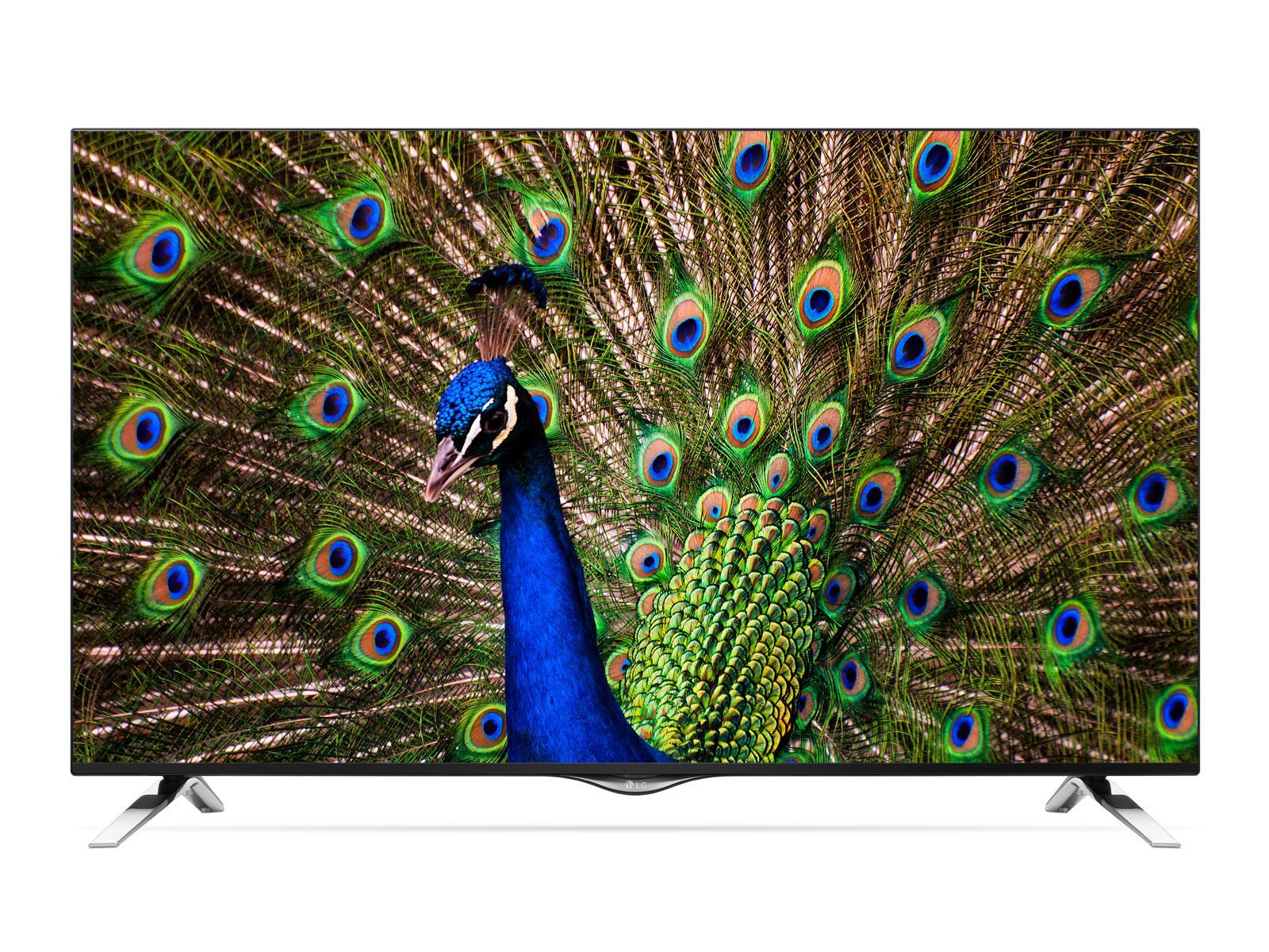"""TV 60"""" LG 60UF695V 4K - Smart TV (avec 200€ sur la carte)"""