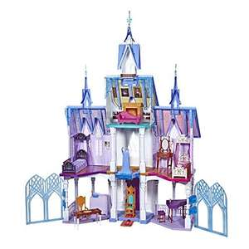 Disney La Reine des Neiges 2 - L'Extraordinaire Château d'Arendelle