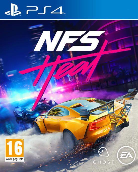 NFS Heat sur PS4 / XboxOne - Paris (75) / Angers (49) / Castres (81)