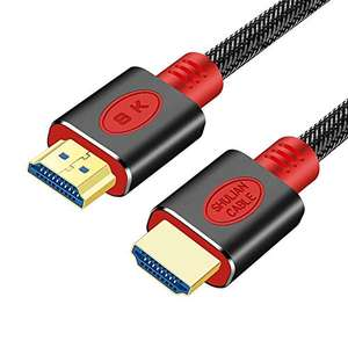 Câble HDMI 2.1 8K ShulianCable - 8K/60 Hz, 1 m (vendeur tiers)