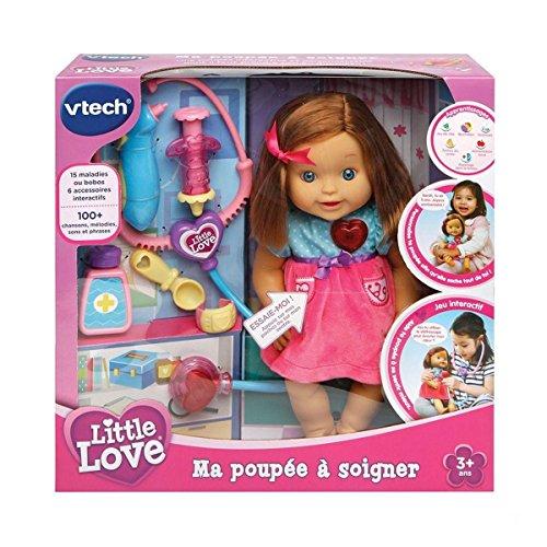 Poupée VTech Little Love - Ma poupée à soigner