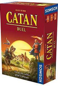 Jeu de cartes Asmodée Catan Duel (citygeek.fr)