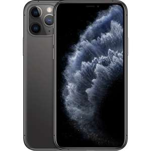 "Smartphone 5.8"" Apple iPhone 11 Pro - 64 Go, Double SIM, Gris"