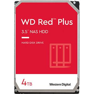 "Disque dur interne 3.5"" Western Digital Red SATA III - 4 To"