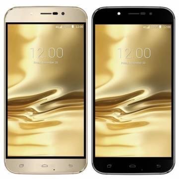 """Smartphone 5.5"""" HD Umi Rome Doré ou Noir - MTK6753, RAM 3Go, 16Go"""