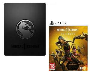 Mortal kombat 11 Ultimate - Limited Edition sur PS5, PS4, Xbox One / Series ou Nintendo Switch