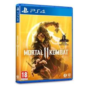 Mortal Kombat 11 sur PS4 / Xbox One / Nintendo Switch