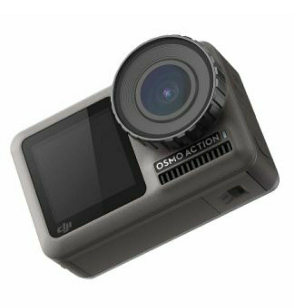 Caméra sport DJI Osmo Action + kit de recharge