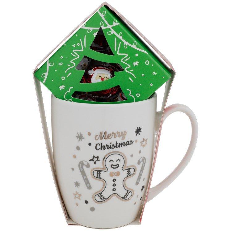 Mug de Noël avec pralines (différents modèles au choix)