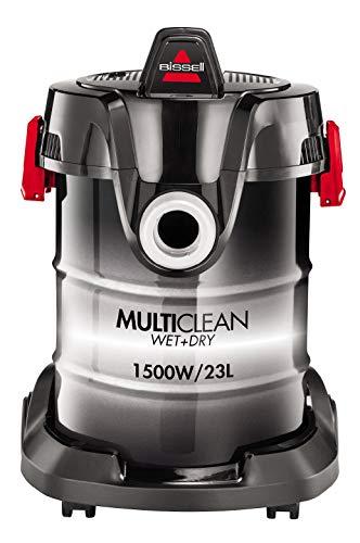 Aspirateur Bissell Multiclean 23L Wet & Dry Drum - 2026M