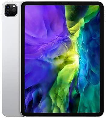 """Tablette Apple iPad Pro 11"""" 2020 - Wi-Fi, 1To - Argent (2e génération)"""