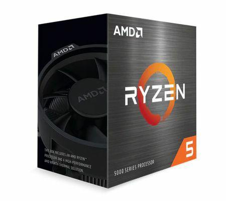 Processeur AMD Ryzen 5 5600X (Frontaliers Suisse)