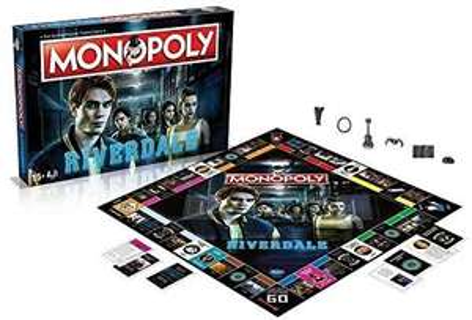 Jeu de société Monopoly Riverdale (vendeur tiers)