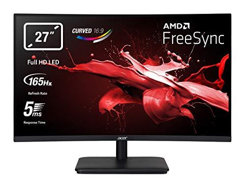 "Écran PC 27"" Acer ED270R P - Full HD, Incurvé, VA, 165HZ, 5ms, FreeSync"