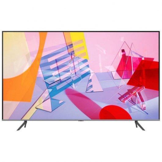 "TV 65"" Qled Samsung QE65Q64TAUXXC - 4K UHD"