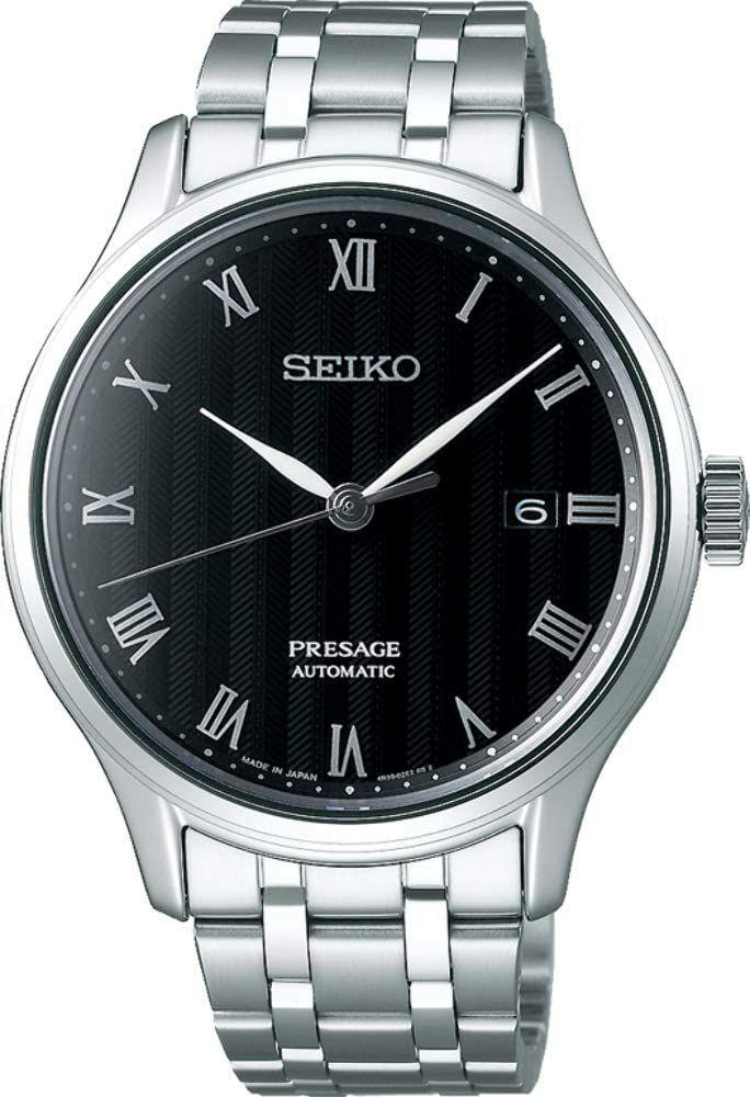 Montre Automatique Seiko Presage SRPC81J1 (amjwatches.co.uk)