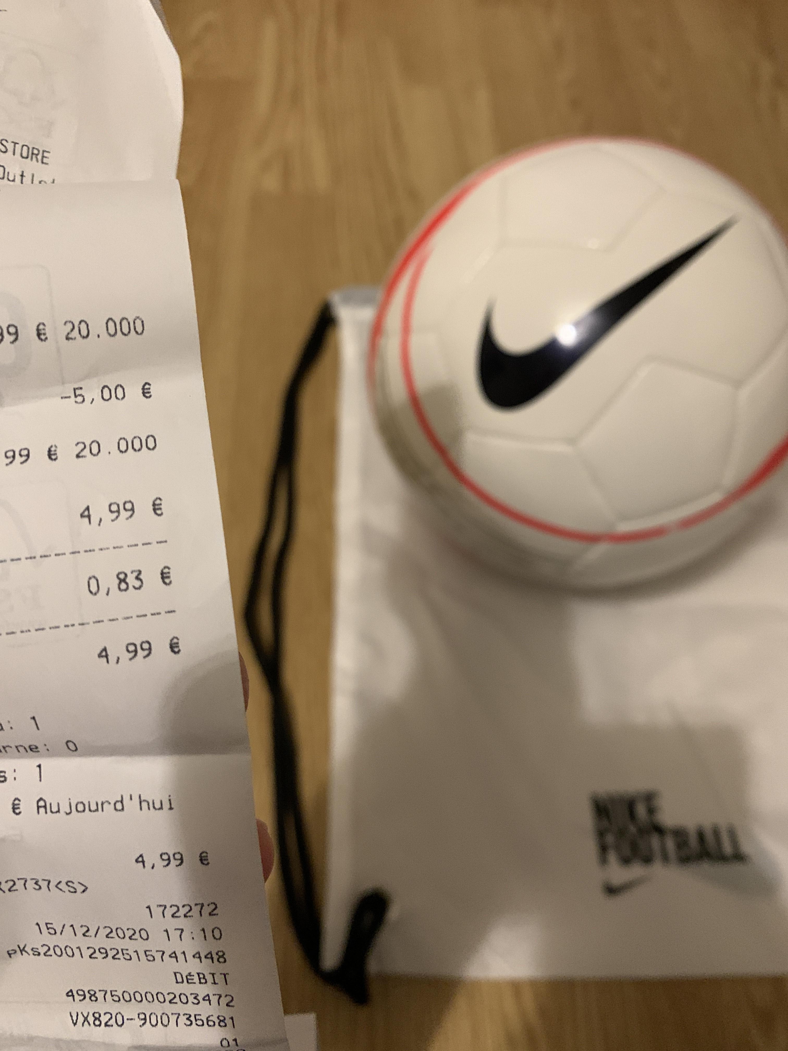 Ballon football Nike - Nike Factory Store Roppenheim (67)