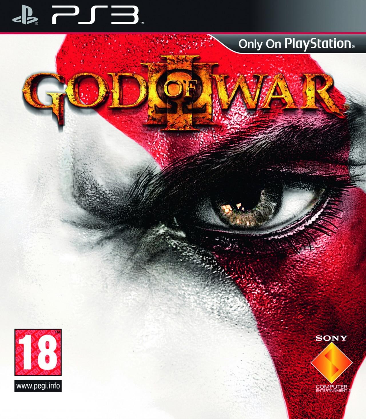 God Of War 3 sur PS3 (8 exemplaires)