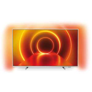 """TV 58"""" Philips 58PUS7855 - 4K UHD, HDR10+, Dolby Vision & Atmos, Ambilight 3 côtés, Smart TV (Frontaliers Suisse)"""