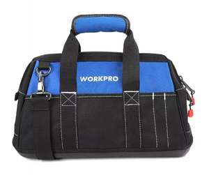Sac à outils WorkPro - 40,6x20,3x28cm