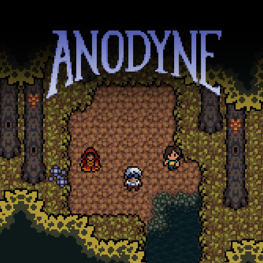 Sélection de jeux Nintendo Switch (Dématérialisés) - Ex: Anodyne