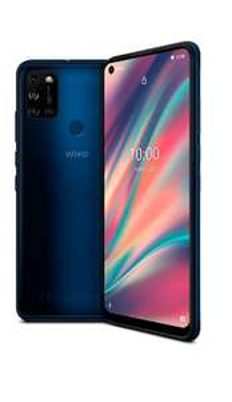"""Smartphone 6,55"""" Wiko View 5 - 64 Go (Via ODR 20€)"""