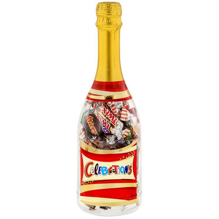 Bouteille Celebrations Chocolat - 312g