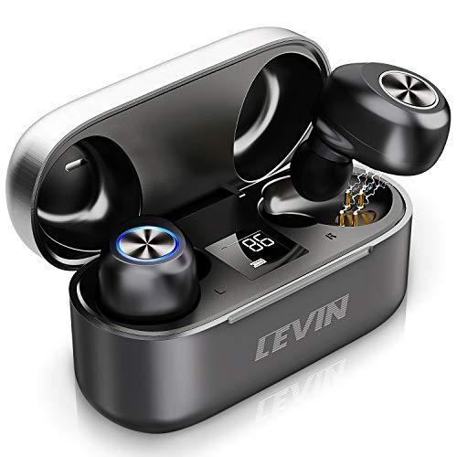 Écouteurs sans fil Levin - bluetooth 5.0 (Vendeur Tiers)