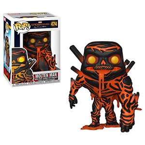 Figurine Funko Pop Marvel Spider-Man Far From Home: Molten Man