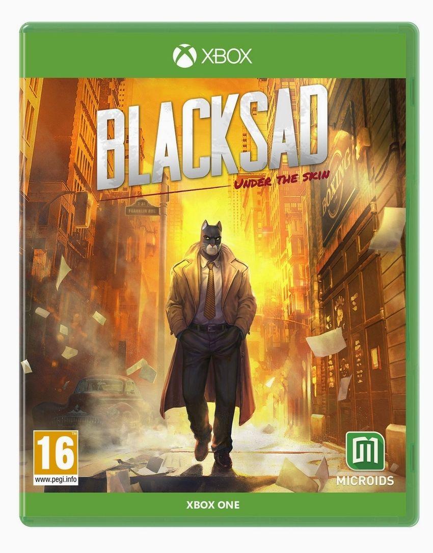 BlackSad: Under the Skin édition limitée sur Xbox One (vendeur tiers)