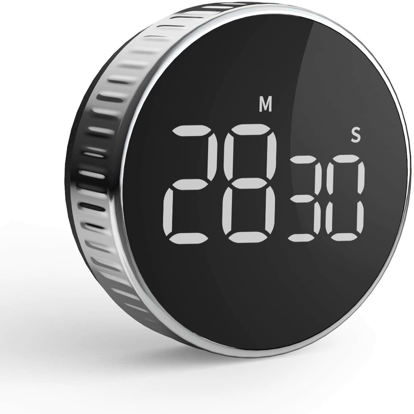 Compte minutes / Minuteur de Cuisine LCD aimanté Hommini (Vendeur tiers)