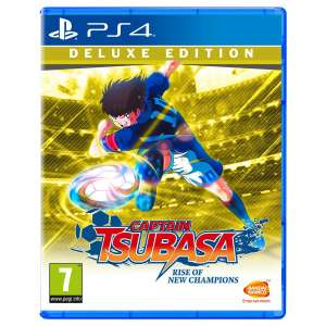 Captain Tsubasa : Rise of new Champions Edition Deluxe sur PS4