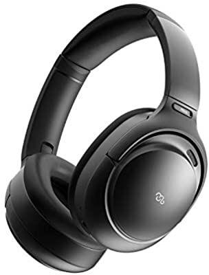 Casque audio sans-fil à réduction de bruit MU6 Space2 - ANC, noir (vendeur tiers)
