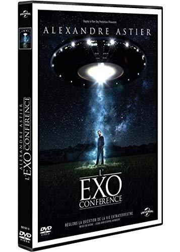 DVD Alexandre Astier - L'Exoconférence