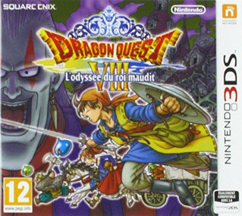 Dragon Quest VIII : L'Odyssée du Roi Maudit sur 3DS (vendeur tiers)