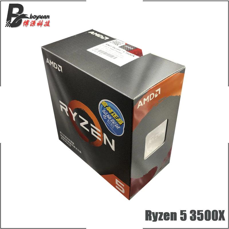 Processeur AMD Ryzen 5 3500X - 3.6 GHZ, Mode Turbo à 4.1 GHz