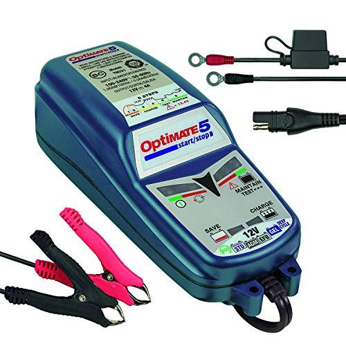 Chargeur de batteries voitures et motos Optimate 5 TM220-4A