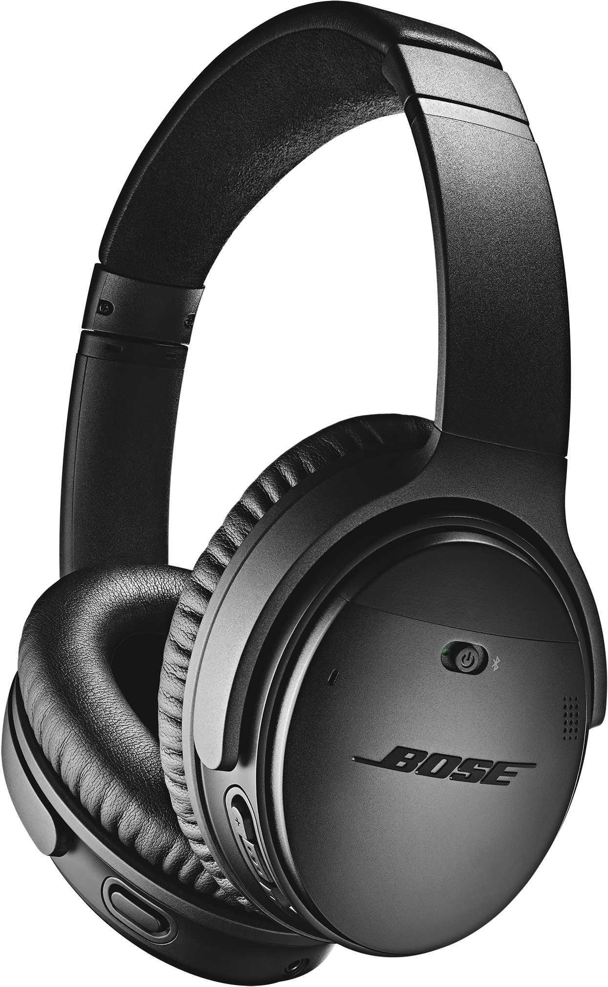 Casque audio sans-fil Bose QuietComfort 35 Series II - noir (frontaliers Suisse)