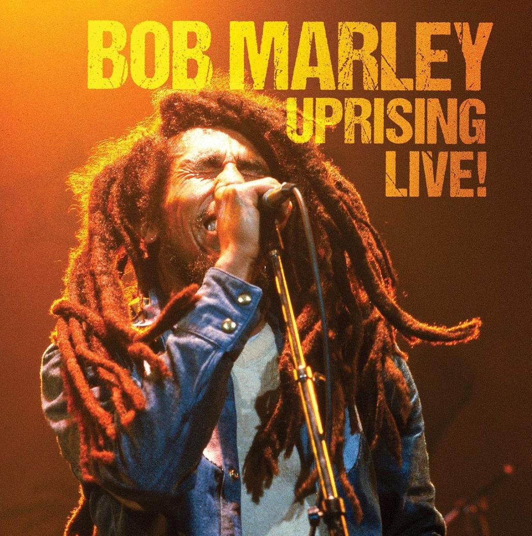 Vinyle Uprising Live! Bob marley