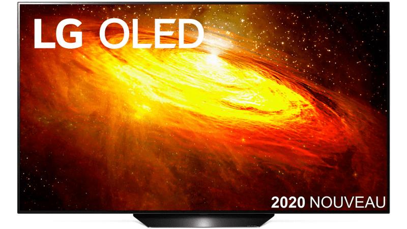 "TV OLED 55"" LG OLEDBX6 - 4K UHD, Smart TV"