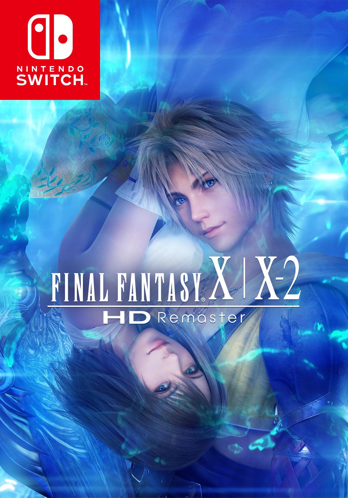 Final Fantasy X/X-2 HD Remaster sur Switch