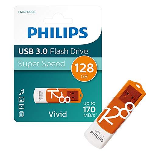 Clé USB 3.0 Philips Flash Drive Vivid Edition 128 Go (Vendeur tiers)
