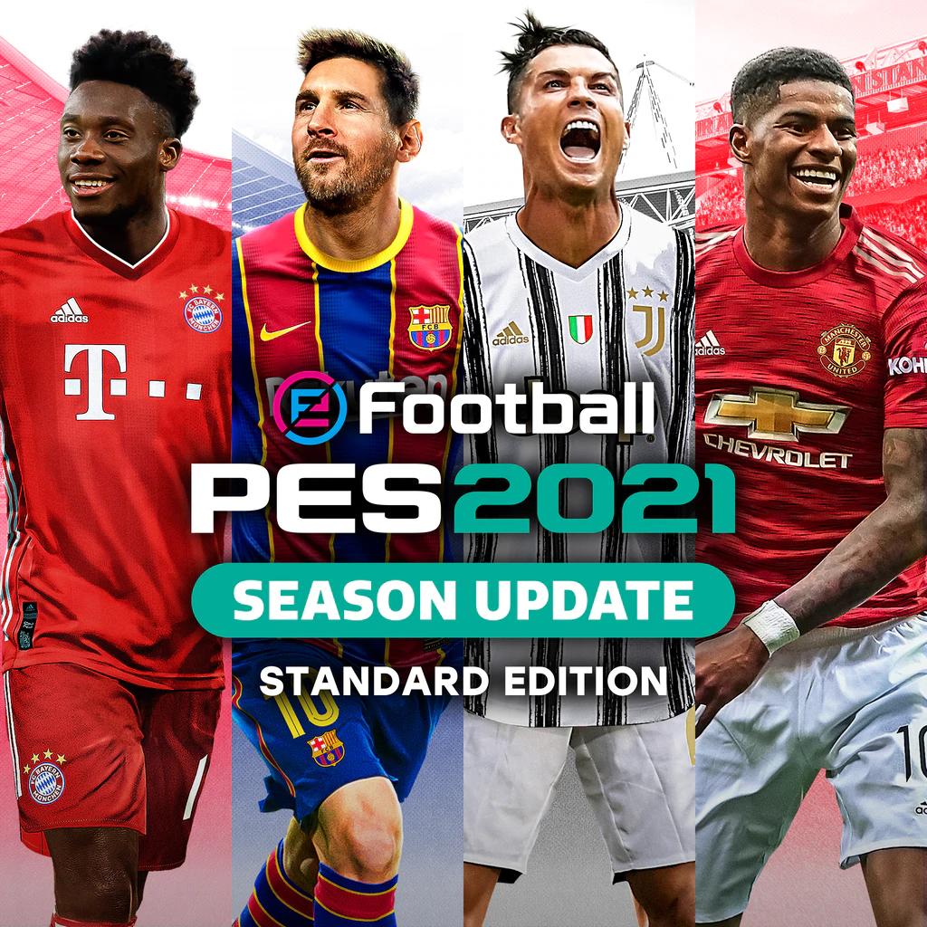 eFootball PES 2021 - Season Update sur PC (dématérialisé, Steam)