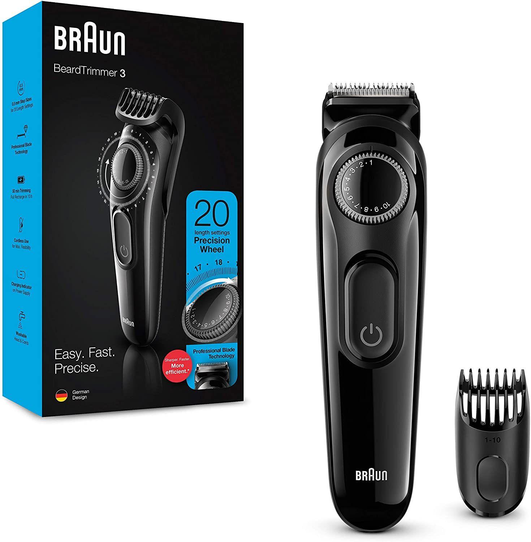 Tondeuse à barbe Braun BT3222