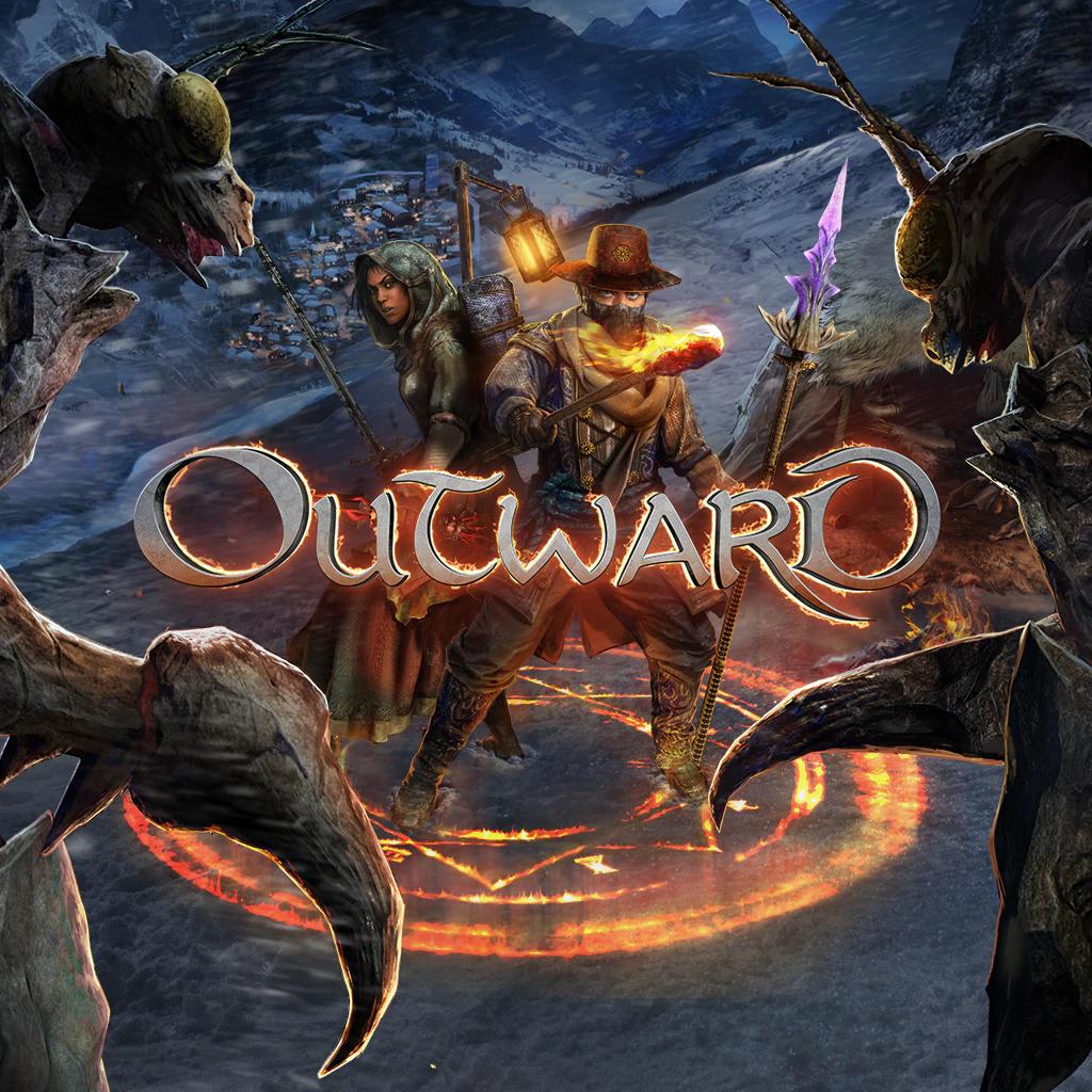 Sélection de jeux vidéo & DLCs Outward sur PC en promotion (dématérialisé) - Ex : Outward