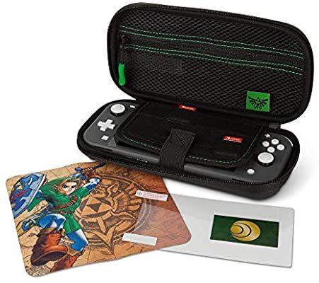 Kit de protection pour Nintendo Switch Lite-Link Hyrule