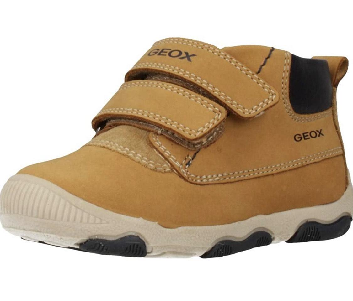 Chaussures bébé Geox New Balu' Boy C - Taille 18