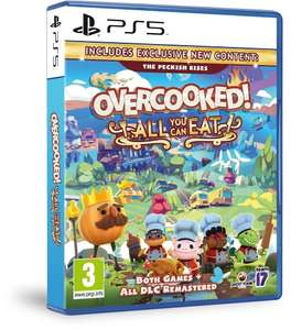 Overcooked! All You Can Eat sur PS5