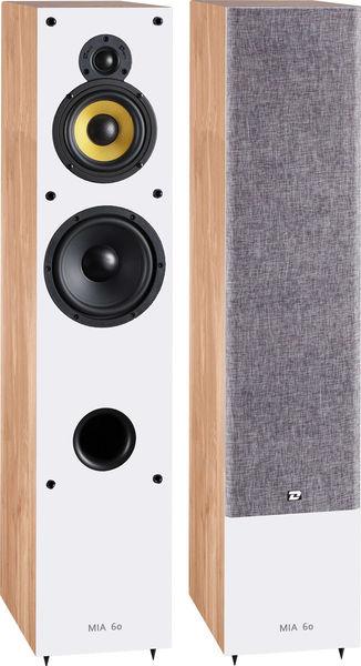 Enceintes colonnes Davis Acoustics Mia 60 (la paire)