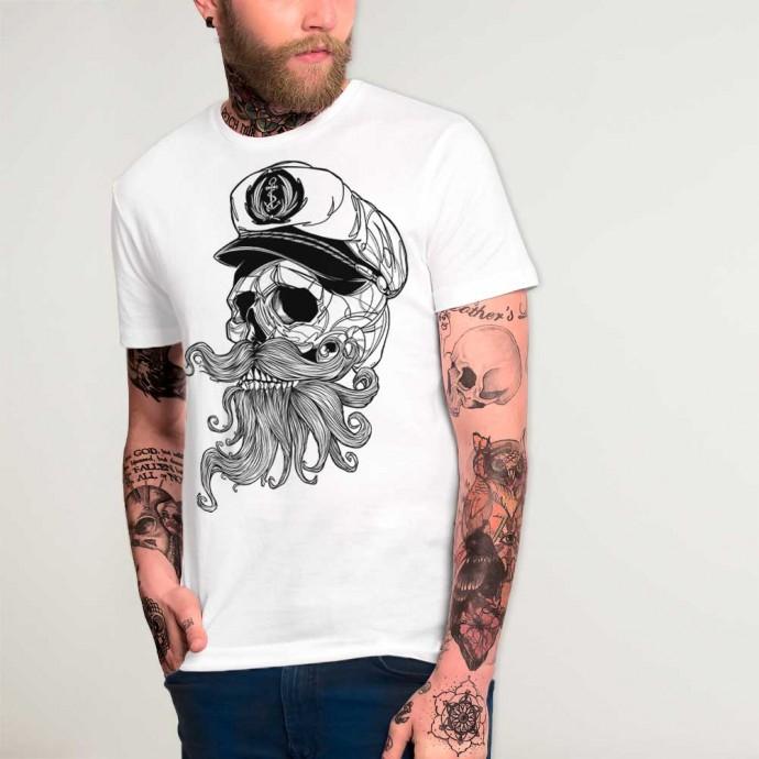 T-shirt Skull Mattketmo pour Homme - Toutes tailles (vientoclothing.com)